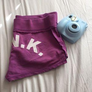 PINK VS shorts!